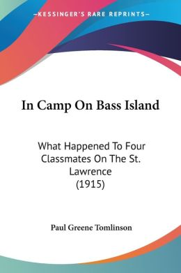 In Camp On Bass Island