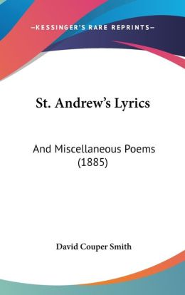 St. Andrew's Lyrics