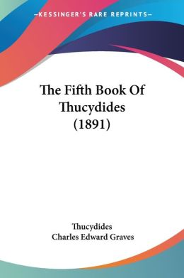 The Fifth Book Of Thucydides (1891)