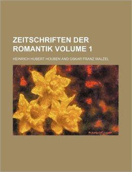 Zeitschriften der Romantik