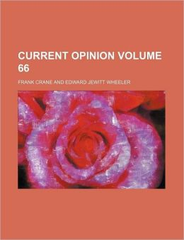 Current Opinion Volume 66