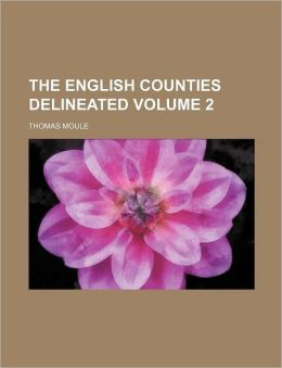 The English Counties Delineated