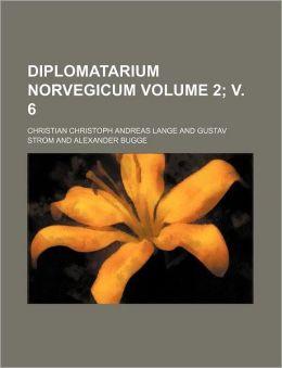 Diplomatarium Norvegicum