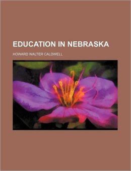 Education in Nebrask