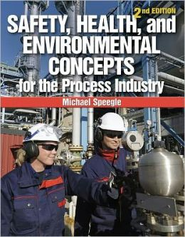 Safety, Health, and Environmental Concepts for the Process Industry