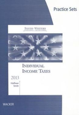 South-Western Federal Taxation : Individual Income Taxes 13 - Practice Set