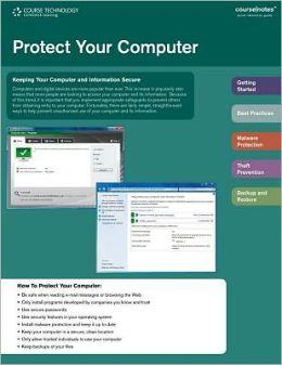 Protect your Computer CourseNotes