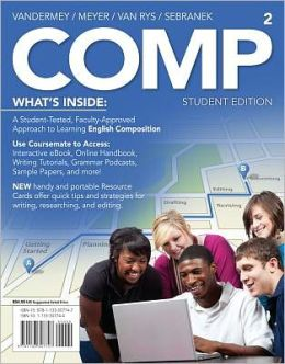COMP (with English CourseMate with eBook Printed Access Card)