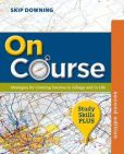 Book Cover Image. Title: On Course, Study Skills Plus Edition, Author: Skip Downing