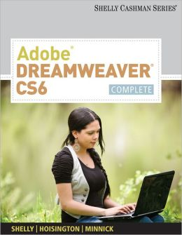 Adobe Dreamweaver CS6: Complete