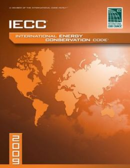 2009 International Energy Conservation Code (IECC)