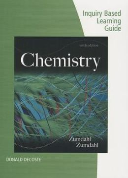 Inquiry Based Learning Guide for Zumdahl/Zumdahl's Chemistry, 9th