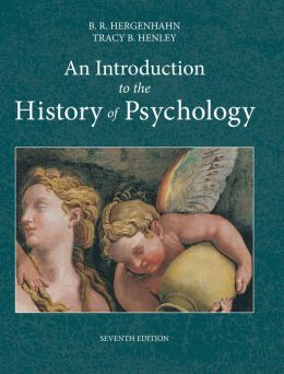 An Introduction to the History of Psychology