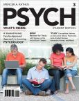 Book Cover Image. Title: PSYCH (with CourseMate Printed Access Card), Author: Spencer A. Rathus
