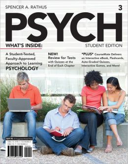 PSYCH (with CourseMate Printed Access Card)