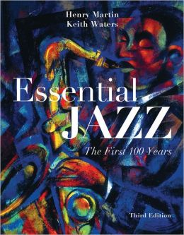 Essential Jazz (with CourseMate Printed Access Card and Download Card for 2-CD Set Printed Access Card)