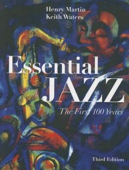 Essential Jazz (Book Only)