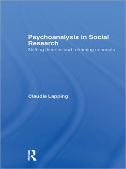 Psychoanalytic Theory and Sociological Method