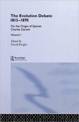 On the Origin of Species, 1859