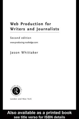 Producing for Web 2.0: A student guide