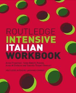 Routledge Intensive Italian Workbook