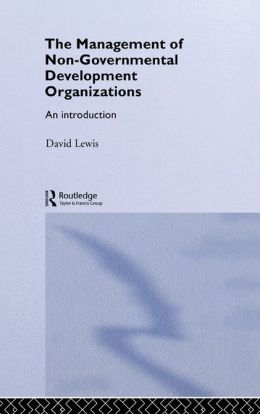 Management of Non-Governmental Development Organizations