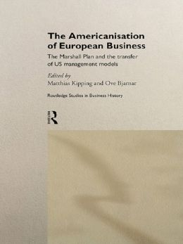 The Americanisation of European Business