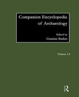 Companion Encyclopaedia of Archaeology