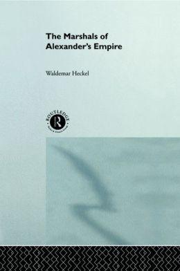 Marshals of Alexander's Empire