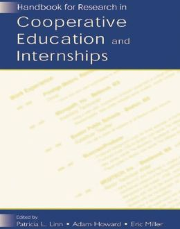 Handbook for Research in Cooperative Education and internships