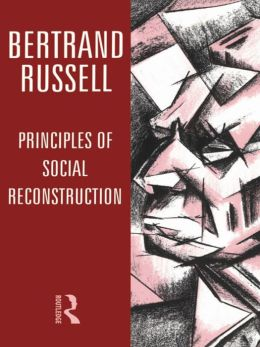 Principles of Social Reconstruction