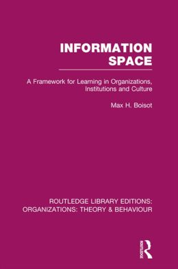 Information Space (RLE: Organizations)