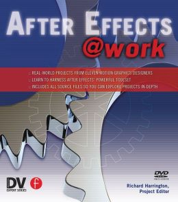 After Effects @ Work: DV Expert Series