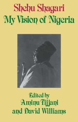 My Vision of Nigeria: My Vision of Nigeria