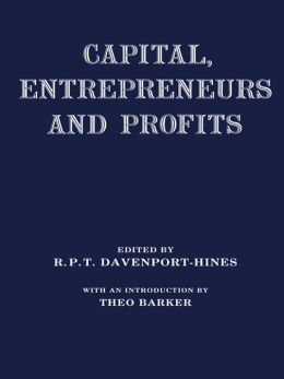 Capital Entrepreneurs and Profits