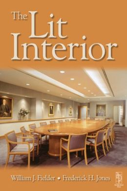 Lit Interior