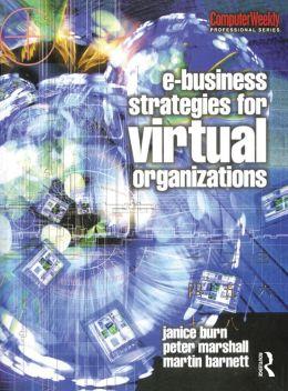 e-Business Strategies for Virtual Organizations