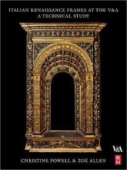 Italian Renaissance Frames at the V&A