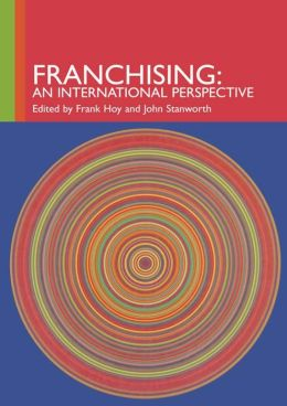 Franchising: An International Perspective