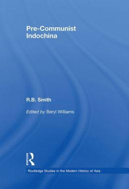 Pre-Communist Indochina