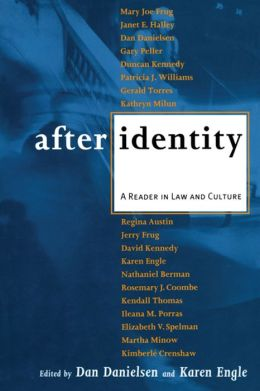 After Identity: A Reader in Law and Culture