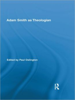 Adam Smith as Theologian
