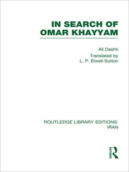 In Search of Omar Khayyam (RLE Iran B)