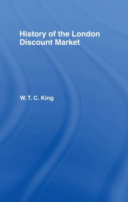 History of the London Discount Market