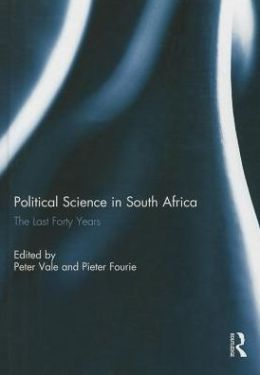 Political Science in South Africa: The Last Forty Years