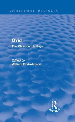 Ovid (Routledge Revivals): The Classical Heritage