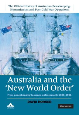 Australia and the New World Order