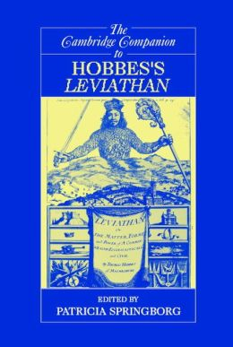 The Cambridge Companion to Hobbes'sLeviathan
