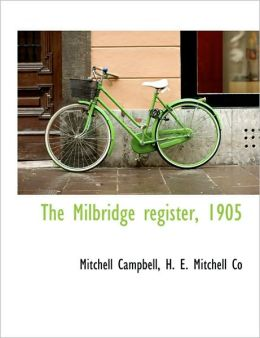 The Milbridge Register, 1905