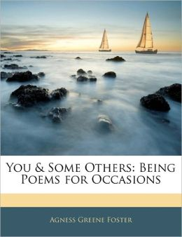 You & Some Others: Being Poems for Occasions